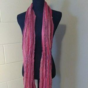 CJ Banks scarf